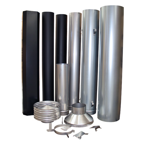 Flue Kit Components